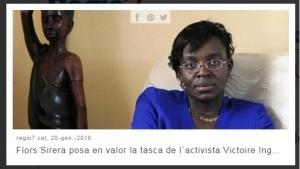 Victoire Ingabire Umuhoza.